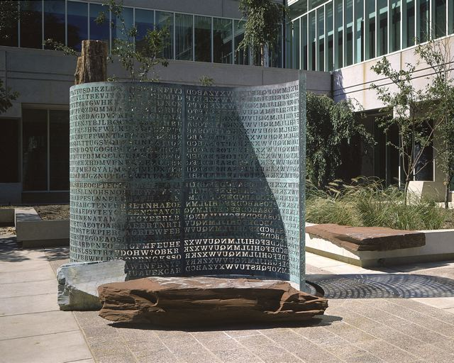 Kryptos Statue Unsolved Mysteries