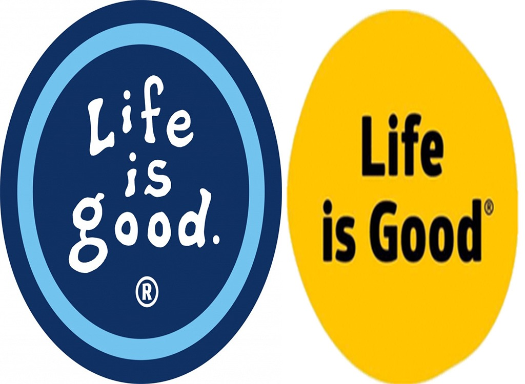 Life is Good worst logo redesign
