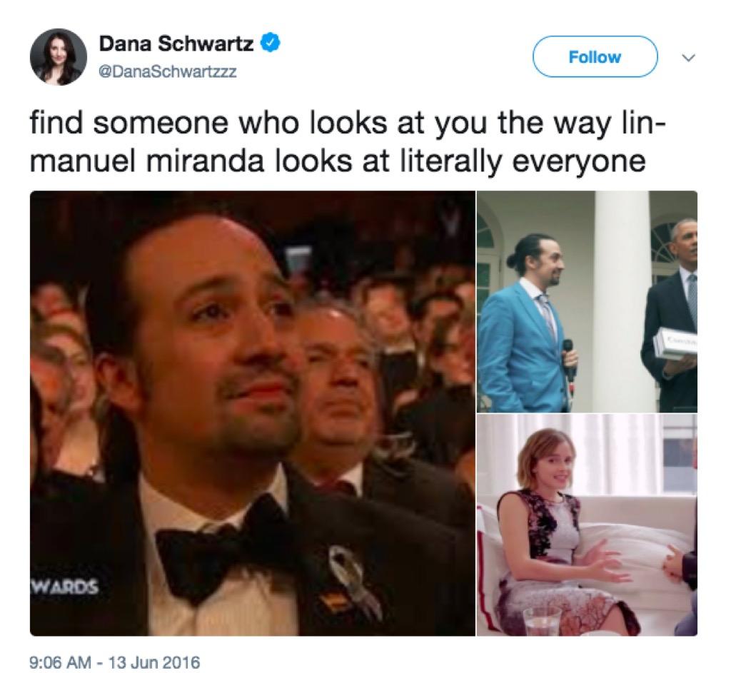 Lin Manuel-Miranda meme