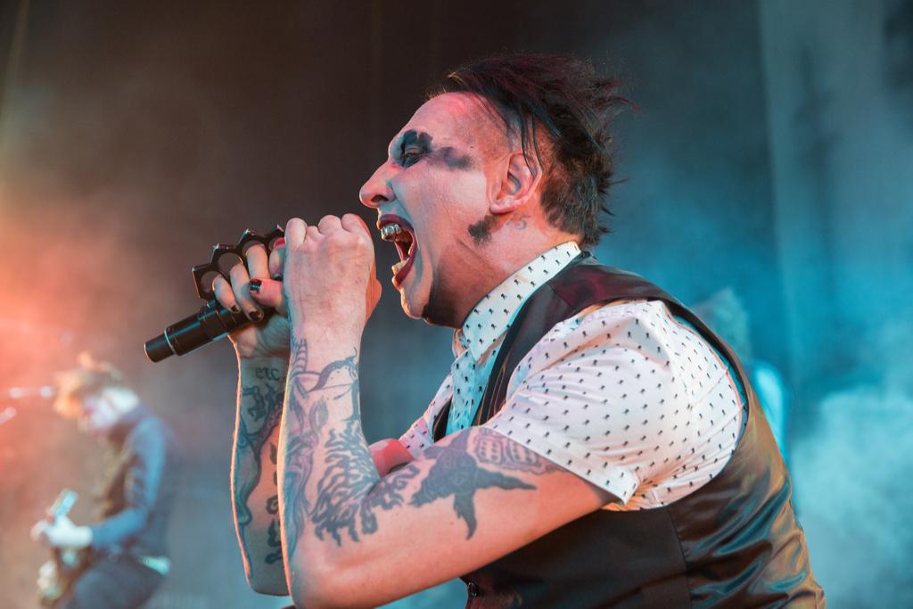 Marilyn Manson Celebrities
