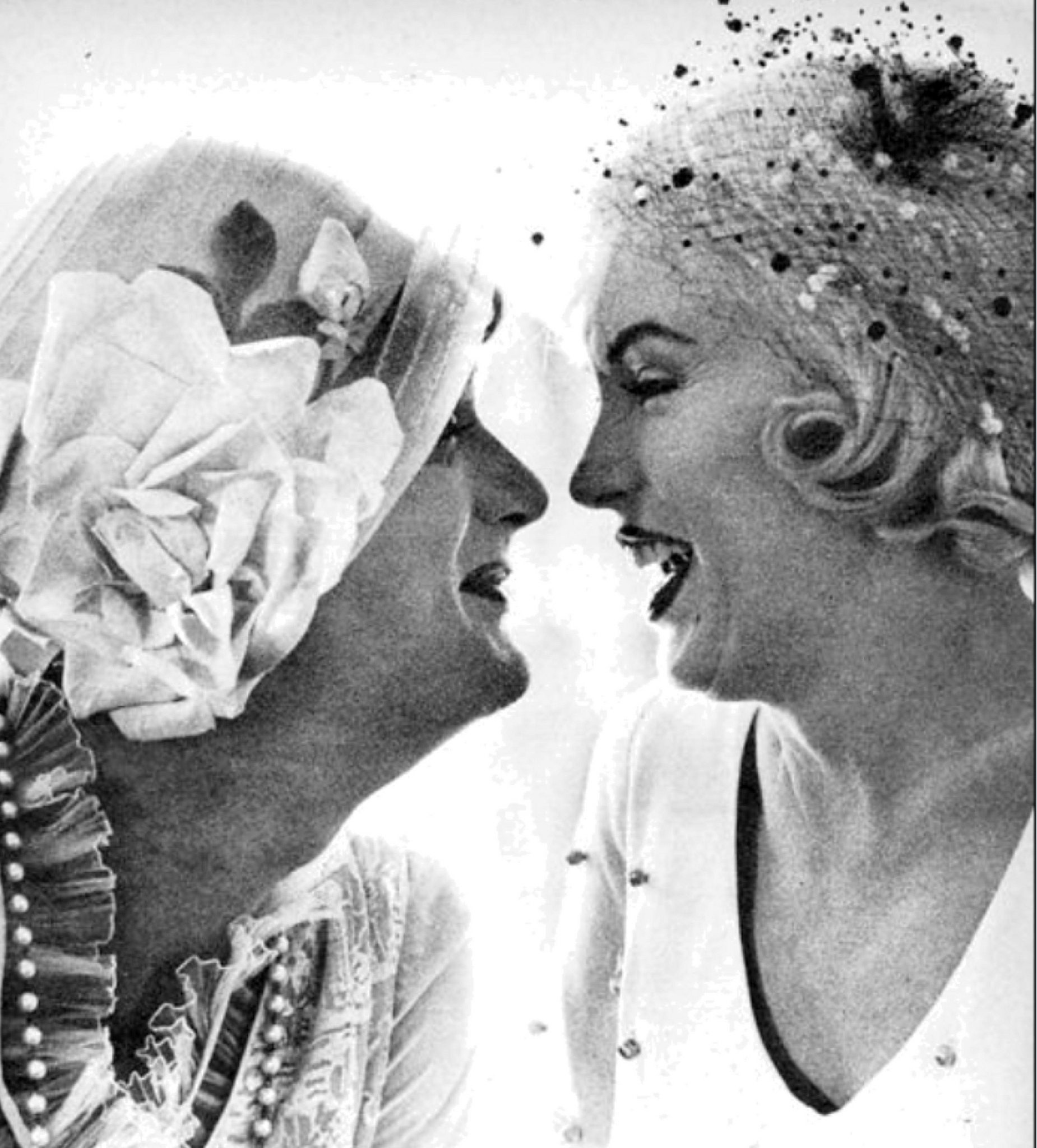 Marilyn Monroe Tony Curtis Some Like It Hot On-Screen Couples Who Hate Each Other