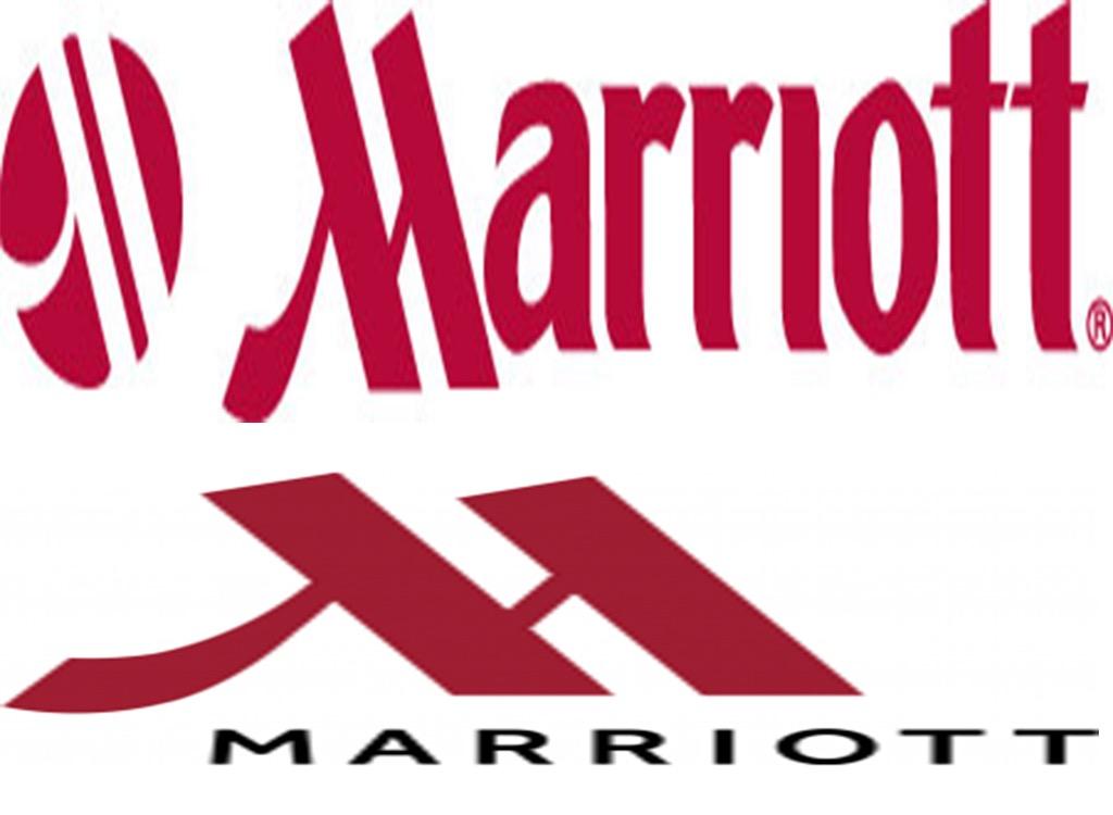 Marriott worst logo redesign