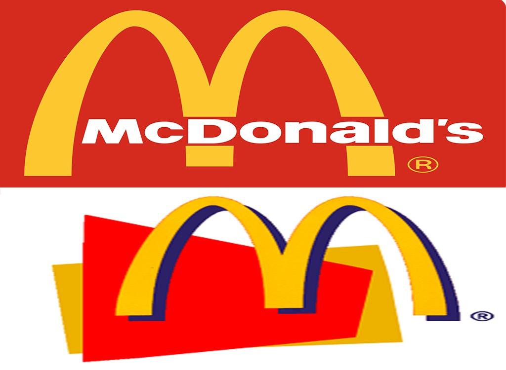 McDonalds logo worst logo redesign