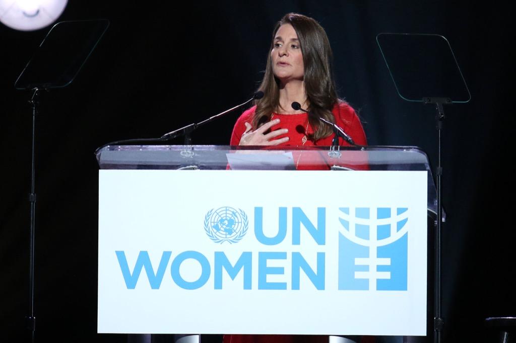 Melinda Gates best one liners