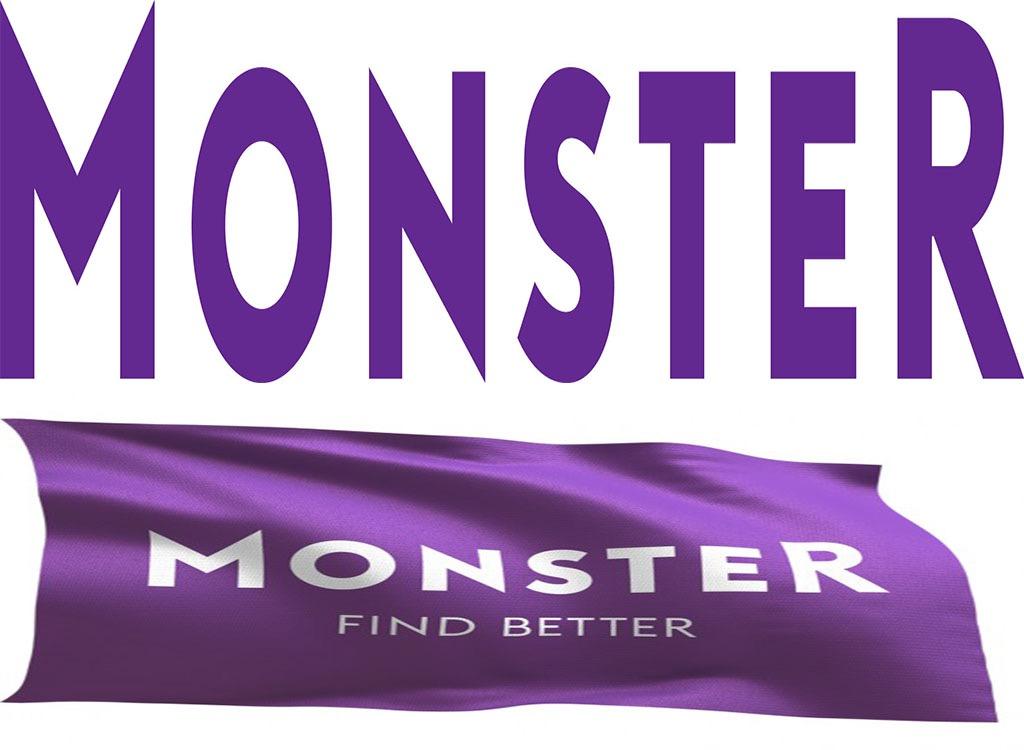 Monster worst logo redesign