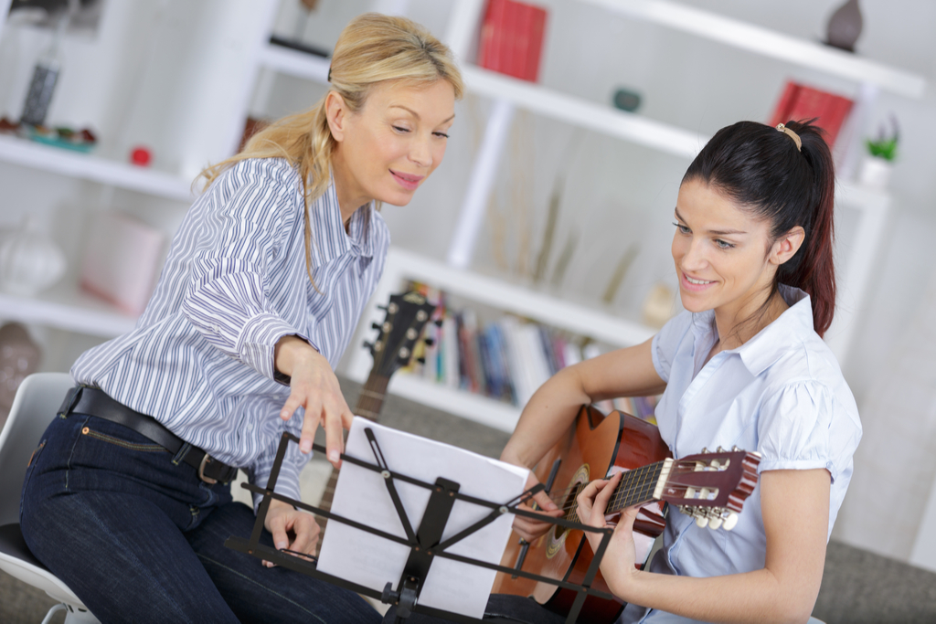 Music Teacher Work From Home Jobs