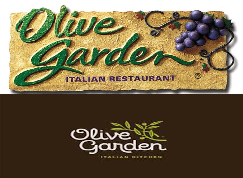 Olive Garden worst logo redesign