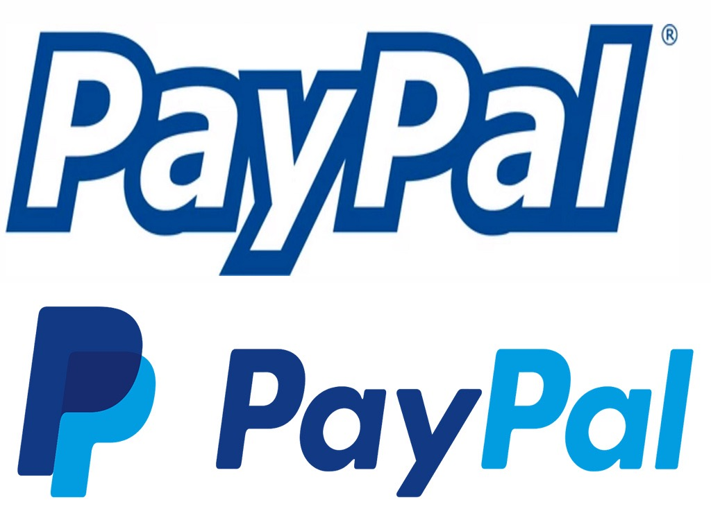 PayPal worst logo redesign
