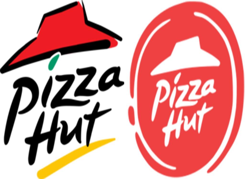 Pizza Hut worst logo redesign