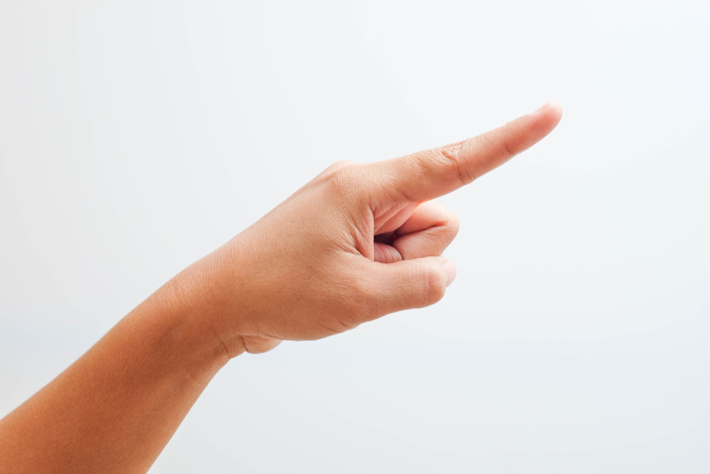 Pointing Index Finger Craziest Corporate Policies