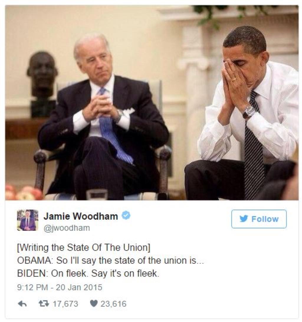 Prankster Joe Biden meme