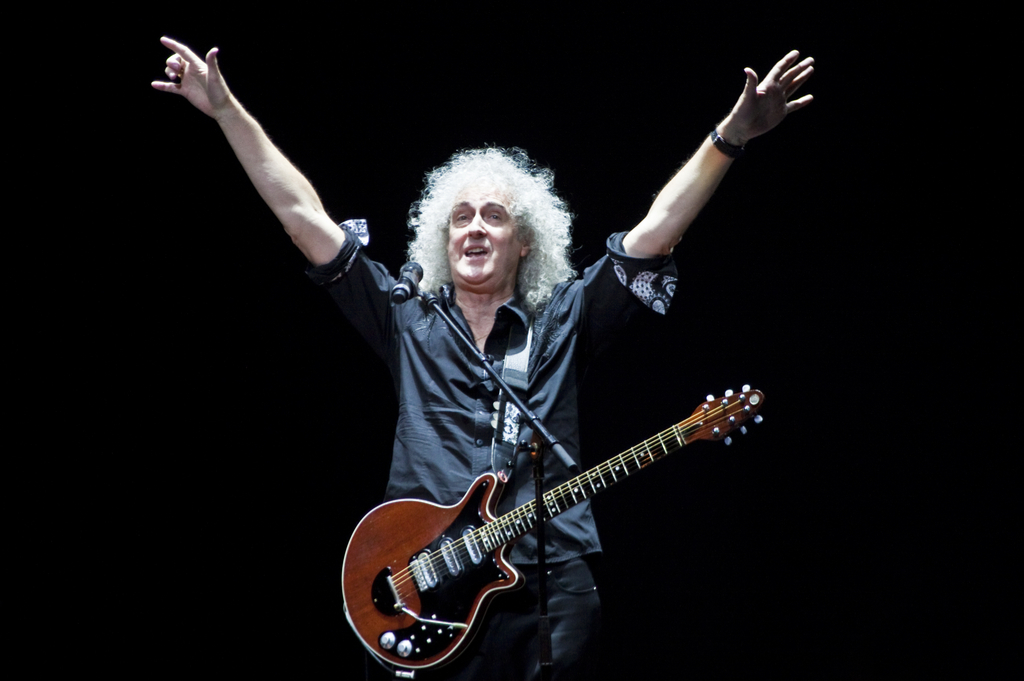 Brian May Famous People Who Used to be Teachers