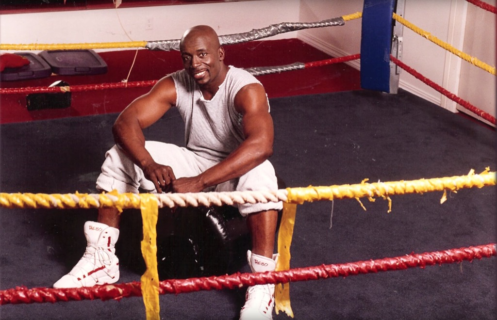 Billy Blanks Tae Boe 90s workout videos