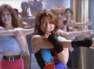 paula abdul workout 90s workout videos