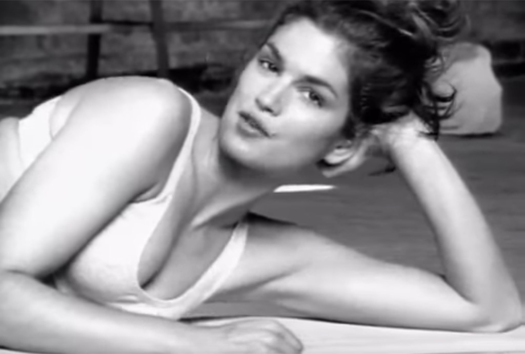 Cindy Crawford 90s workout videos