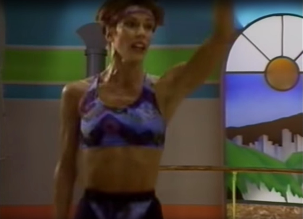 90s workout videos
