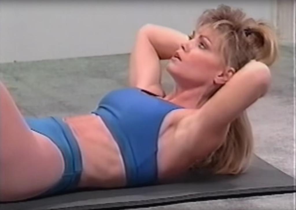 Tamilee Webb 90s workout videos