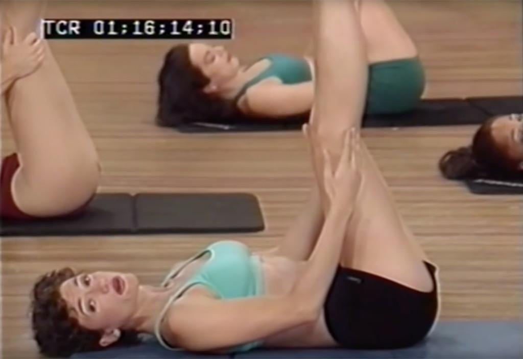 Terri Walsh 90s workout videos