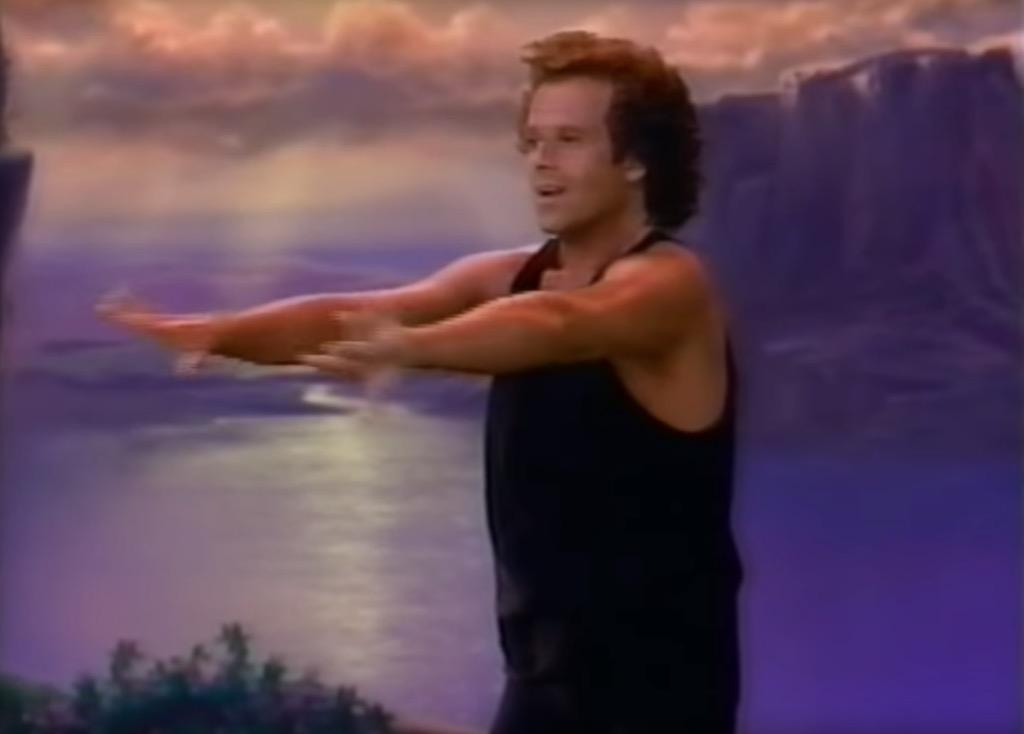 Richard simmons 90s workout videos