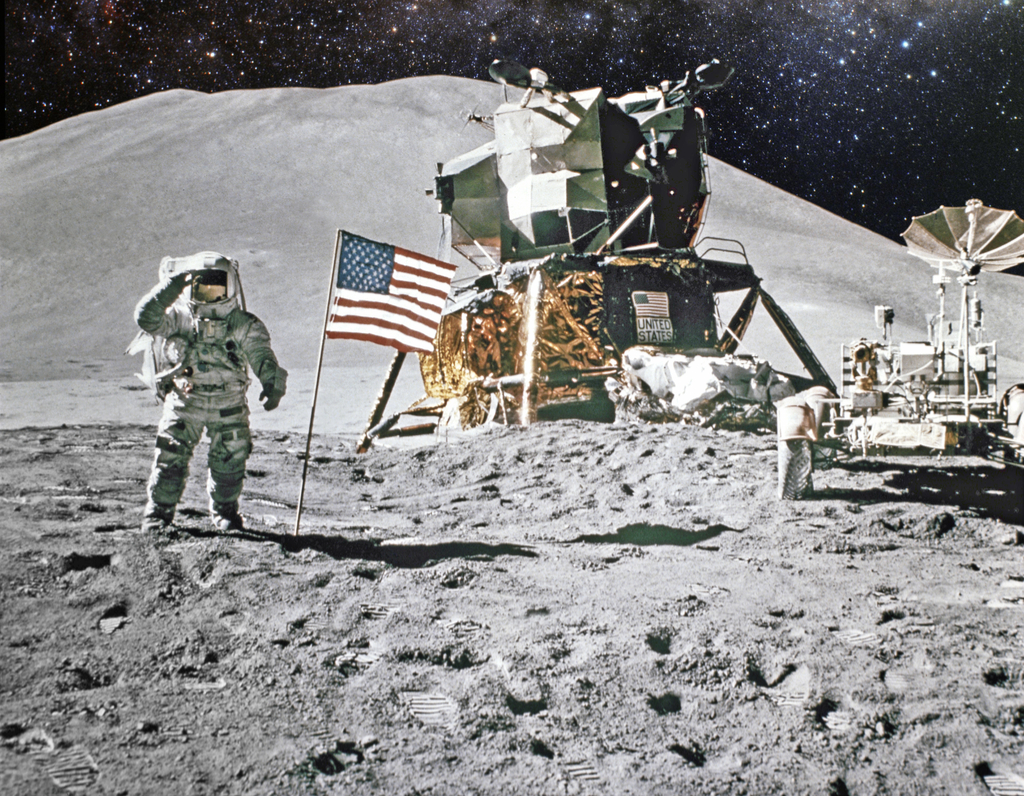 The Moon Landing Unsolved Mysteries
