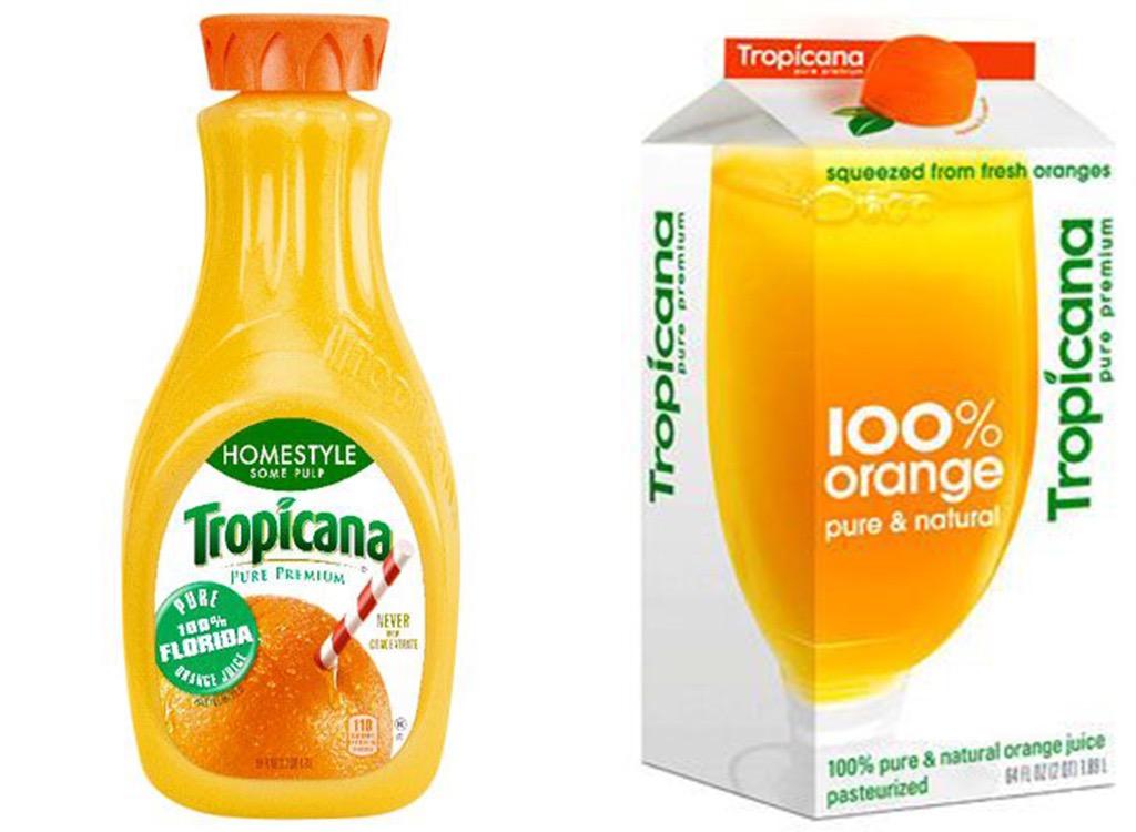Tropicana worst logo redesign