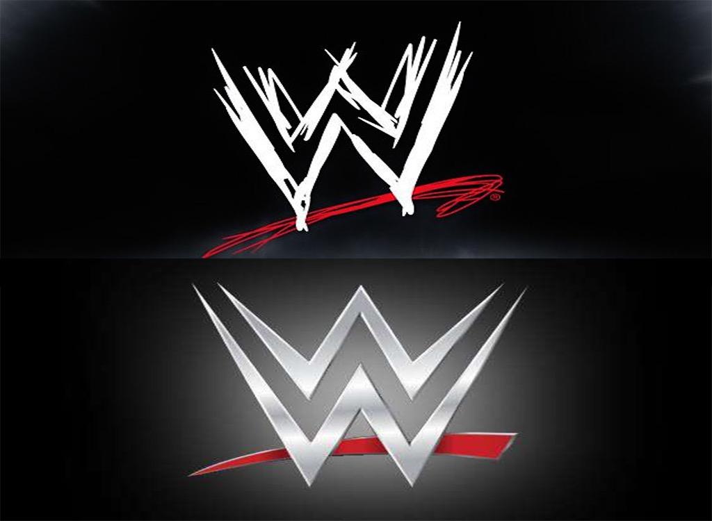 WWE worst logo redesign