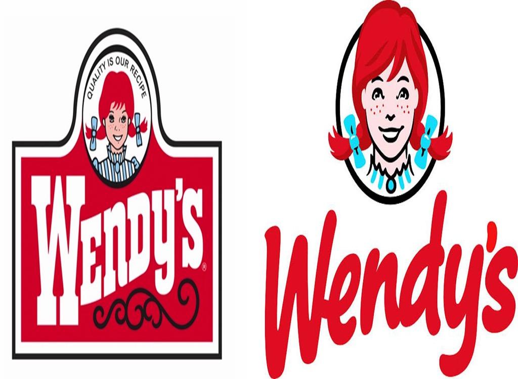 Wendy's worst logo redesign