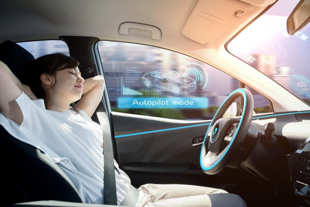 Self-Driving Car 25 Years