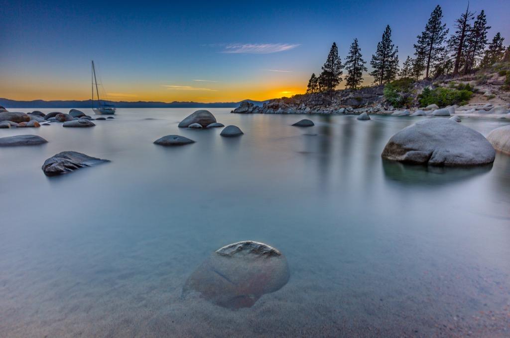 Lake Tahoe Magical Destinations