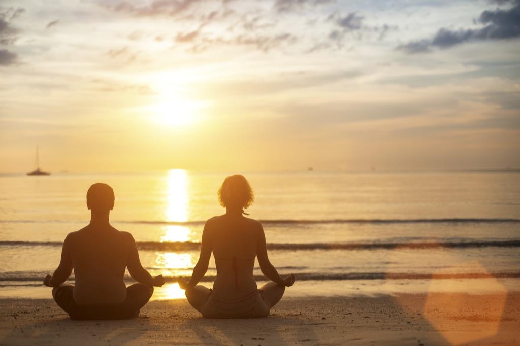 meditation brain function Fake American Traditions
