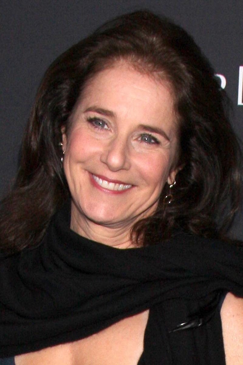 Debra Winger on the red carpet