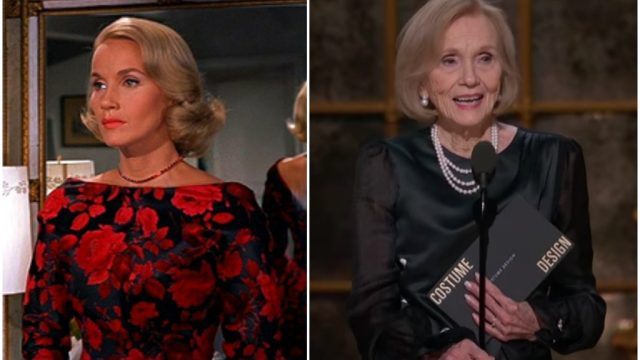 eva marie saint in north by northwest and oscars