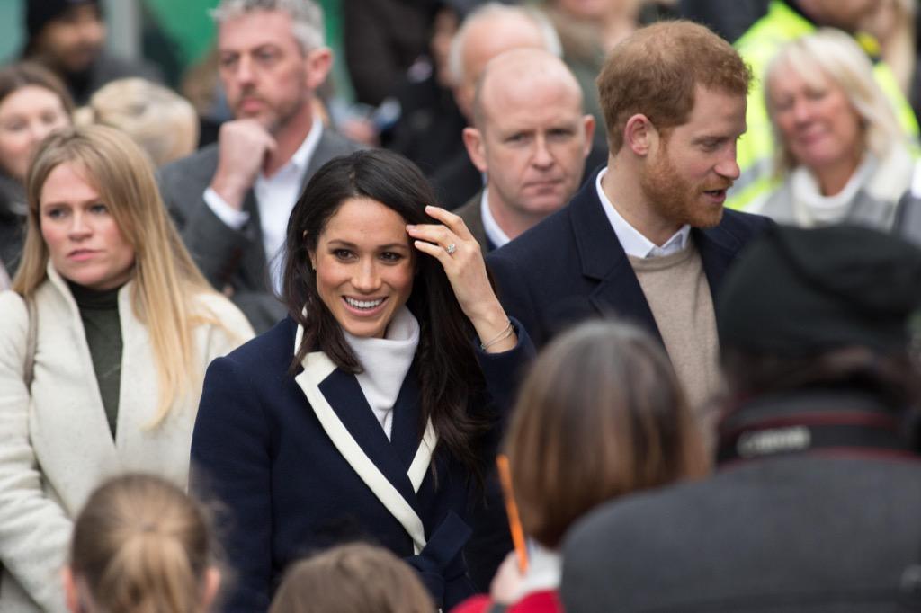 Harry and Meghan royal wedding Royal Married Life