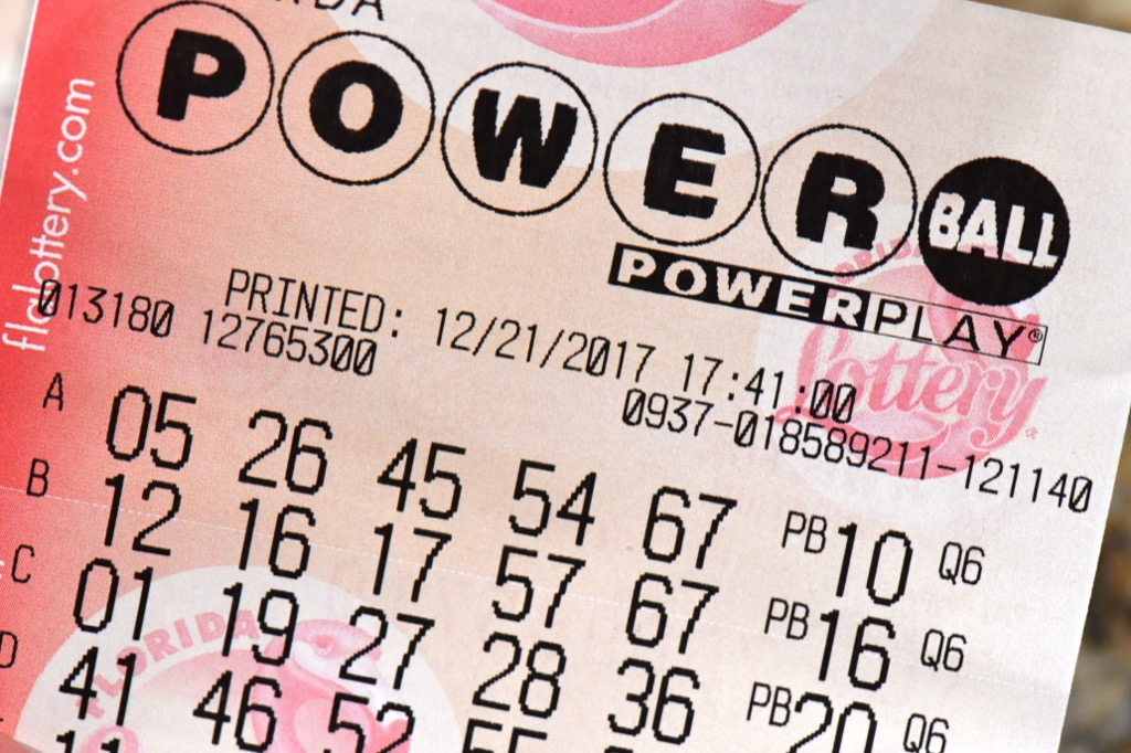 powerball winning numbers, facts about the lottery