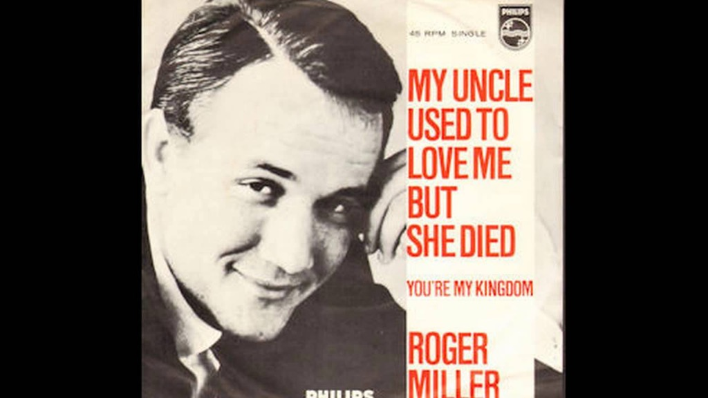 Roger Miller has tips on being happy