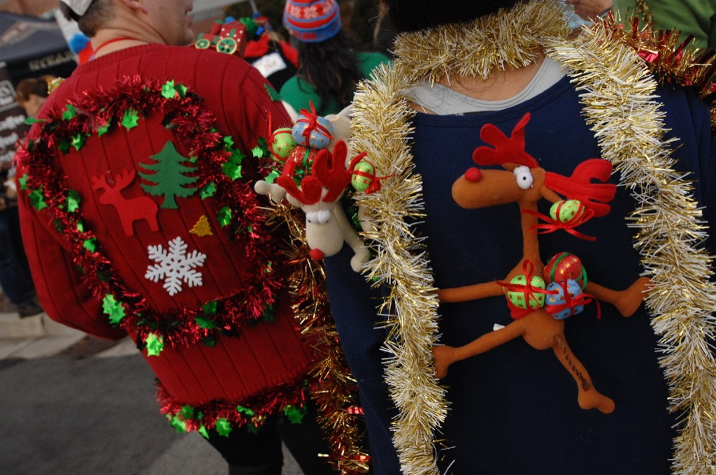 ugly Christmas sweaters Never Buy
