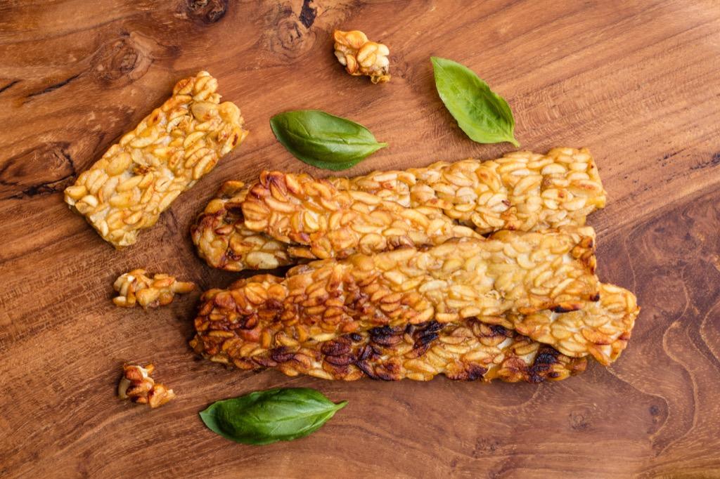 Tempeh Foods rid allergies