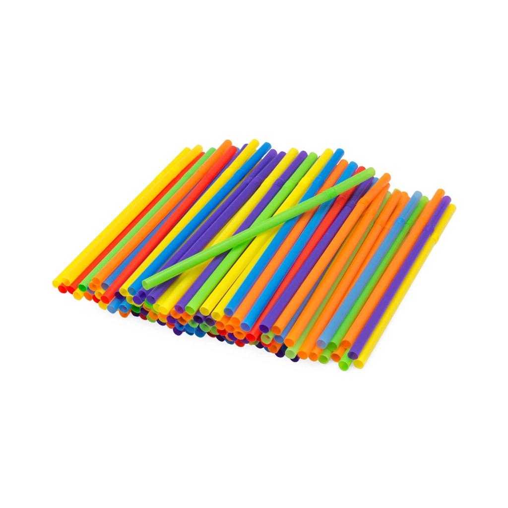 straws a whole lot of em
