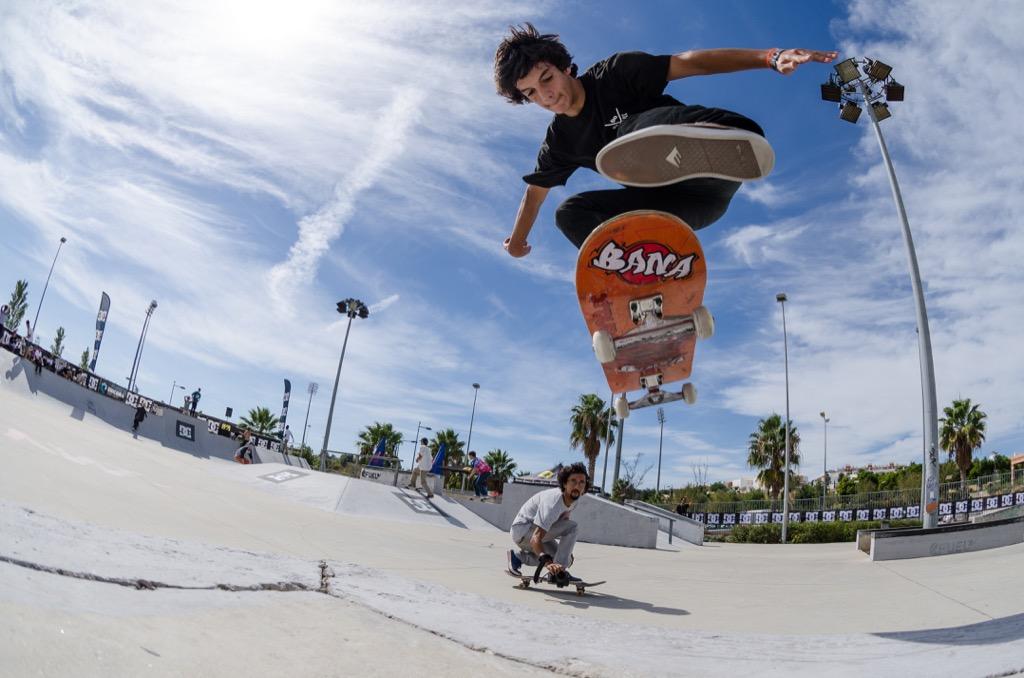 Teen on a Skateboard {Bad Walmart Bargains}