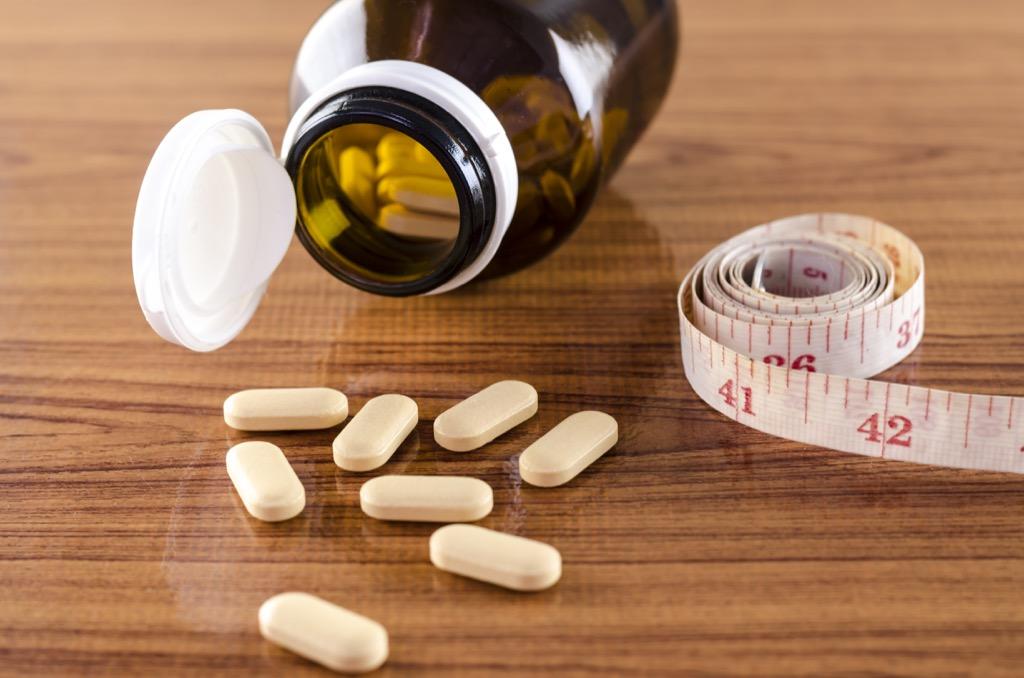 weight loss pills supplement industry