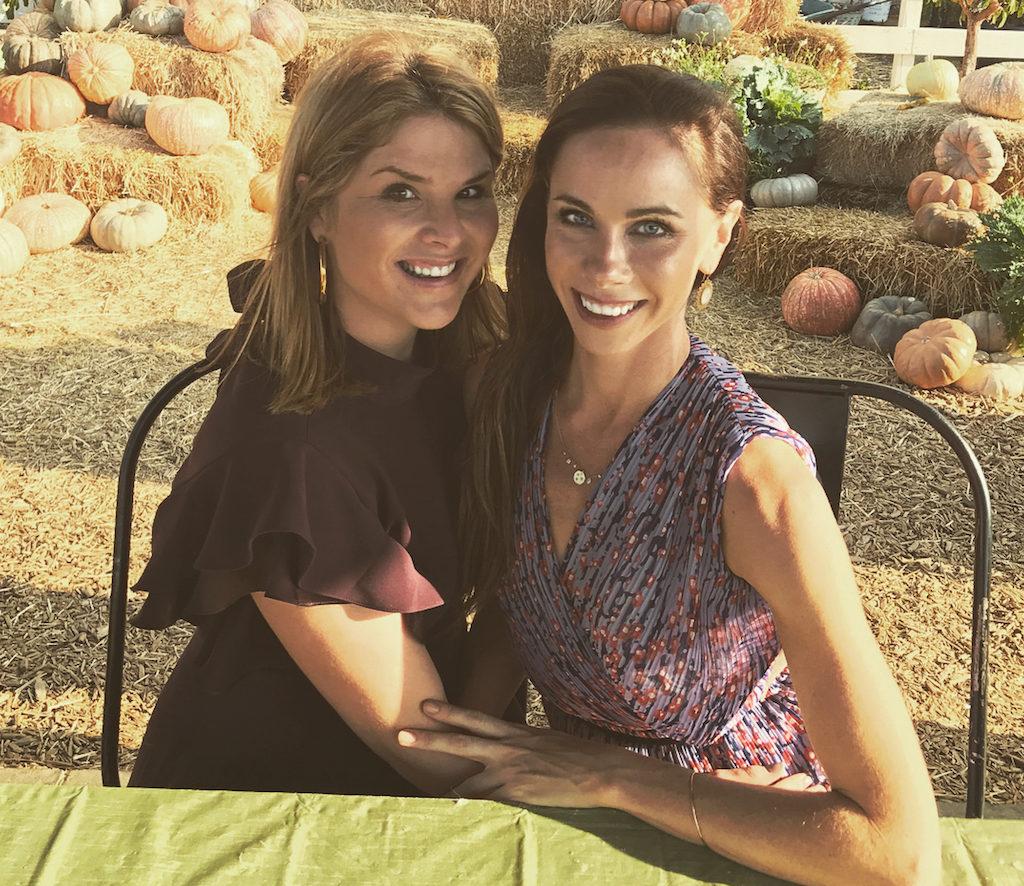 Jenna and Barbara Bush Celebrity Siblings