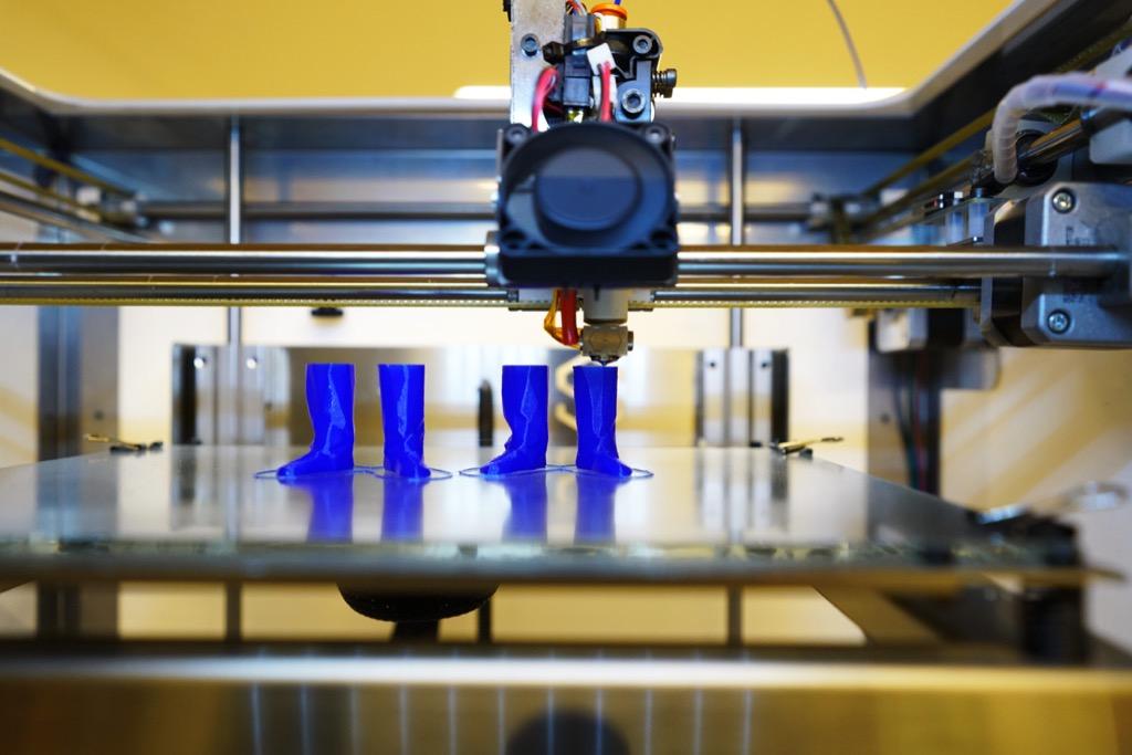 3D Printing 25 Years