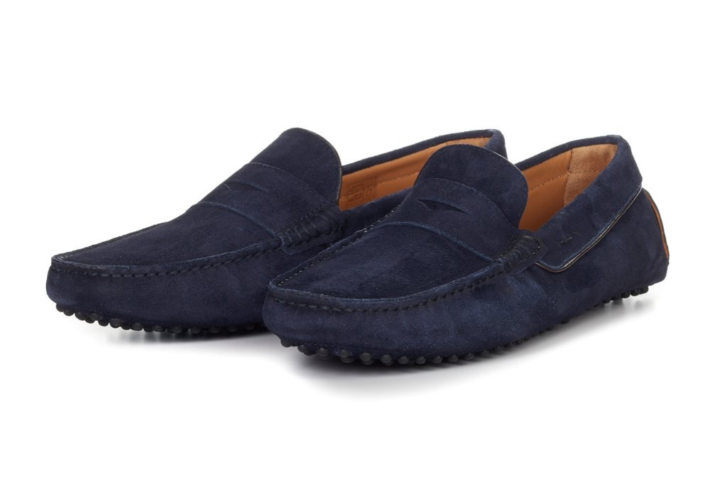 Paul Evans McQueen Driving Loafer Italian Style