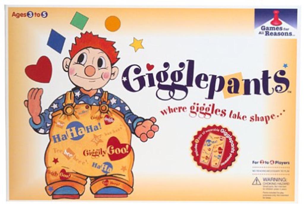 Gigglepants Worst Board Games