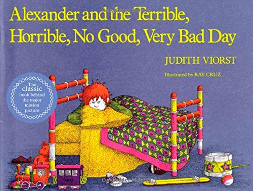 Alexander and the Terrible, Horrible, No Good, Very Bad Day Judith Viorst Jokes From Kids' Books