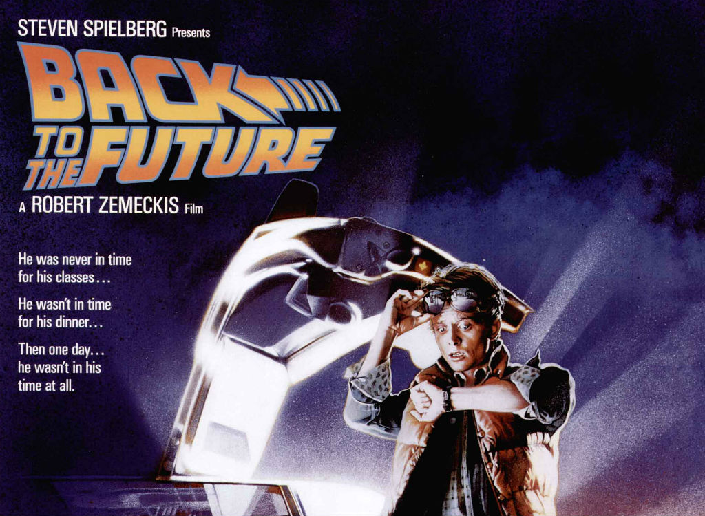 Back to the Future blockbuster