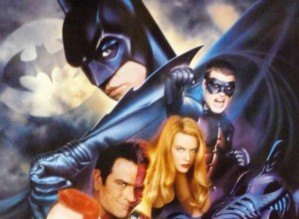 Batman Forever summer blockbuster