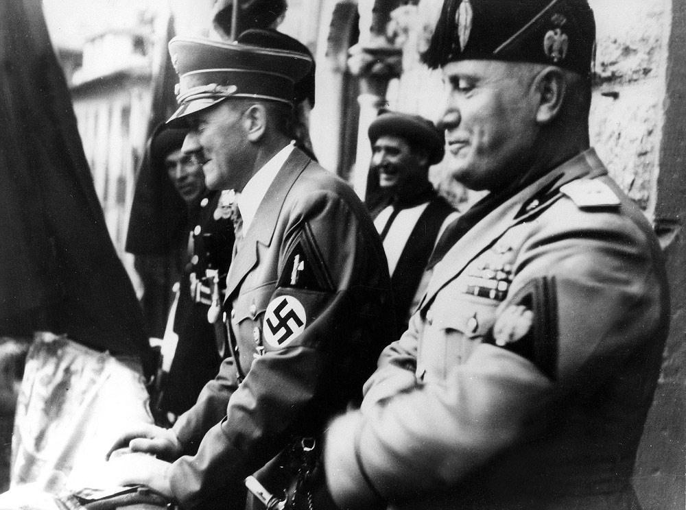Benito Mussolini School Lessons
