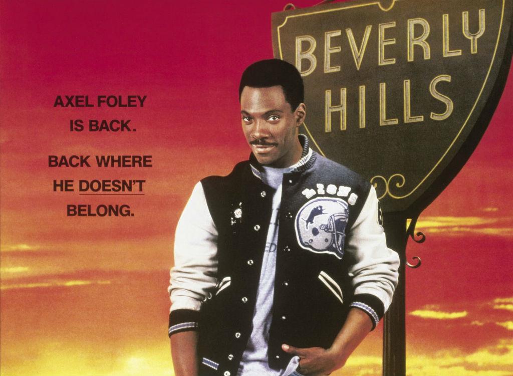 Beverly Hills Cop II summer blockbuster