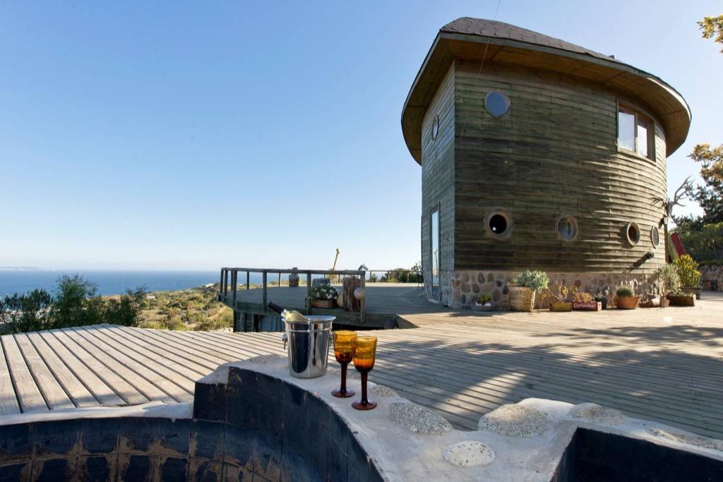 Boathouse Algarrobo, Chile airbnb